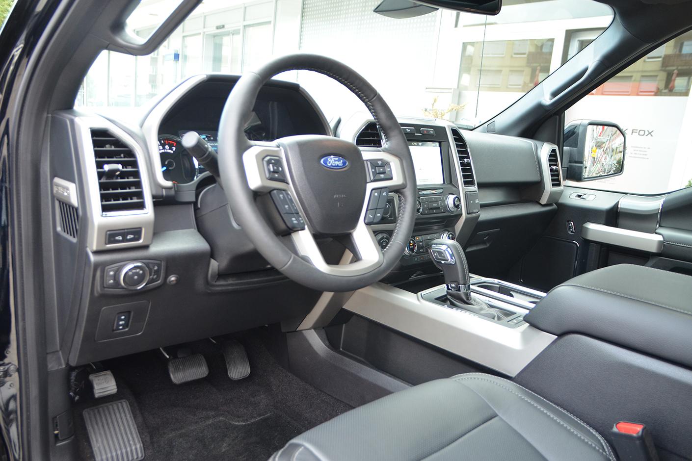 Ford F-150 Lariat 4×4 2018-3