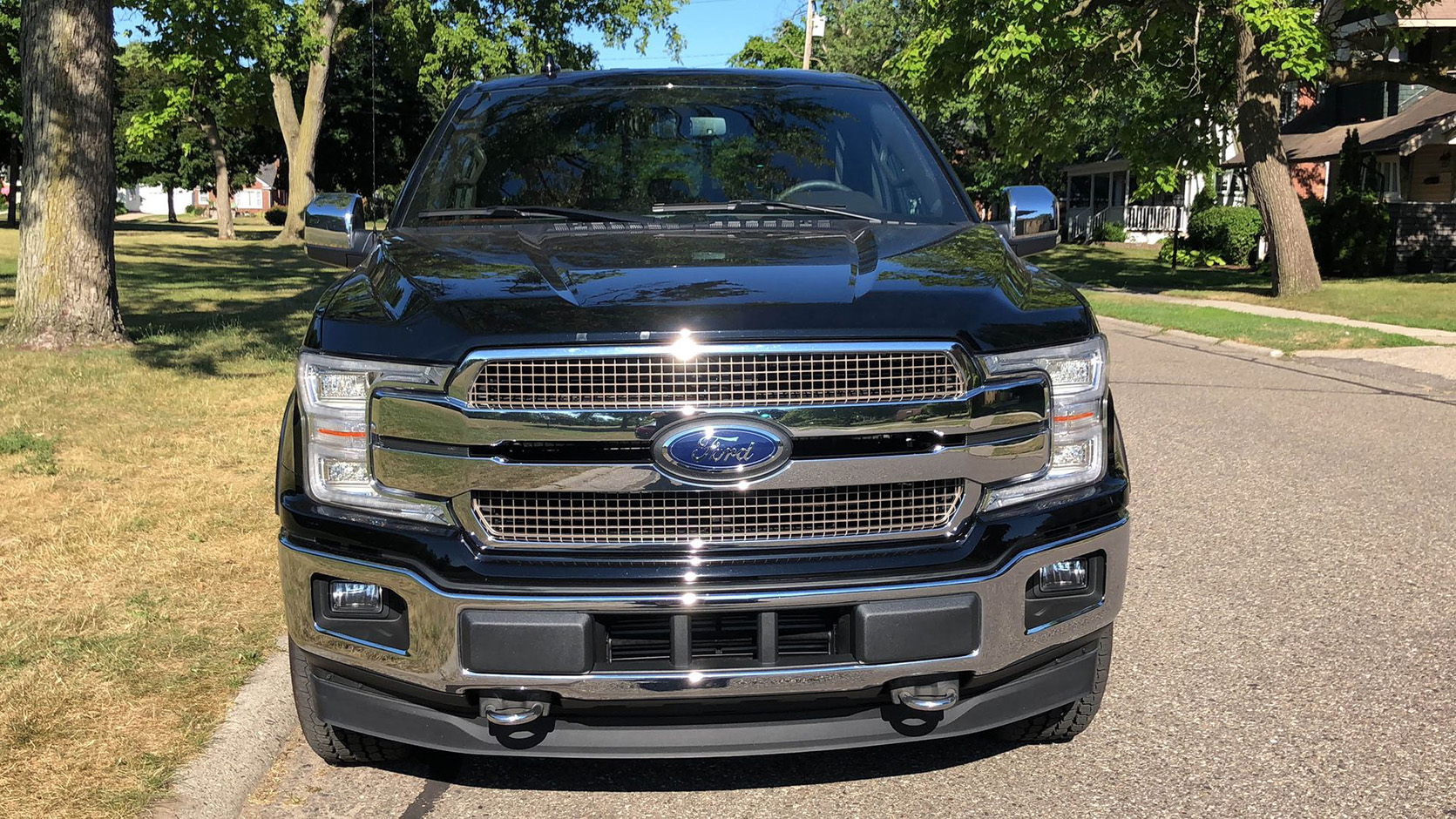 Ford F-150 King Ranch 4×4 2018 – Black Fox Motors