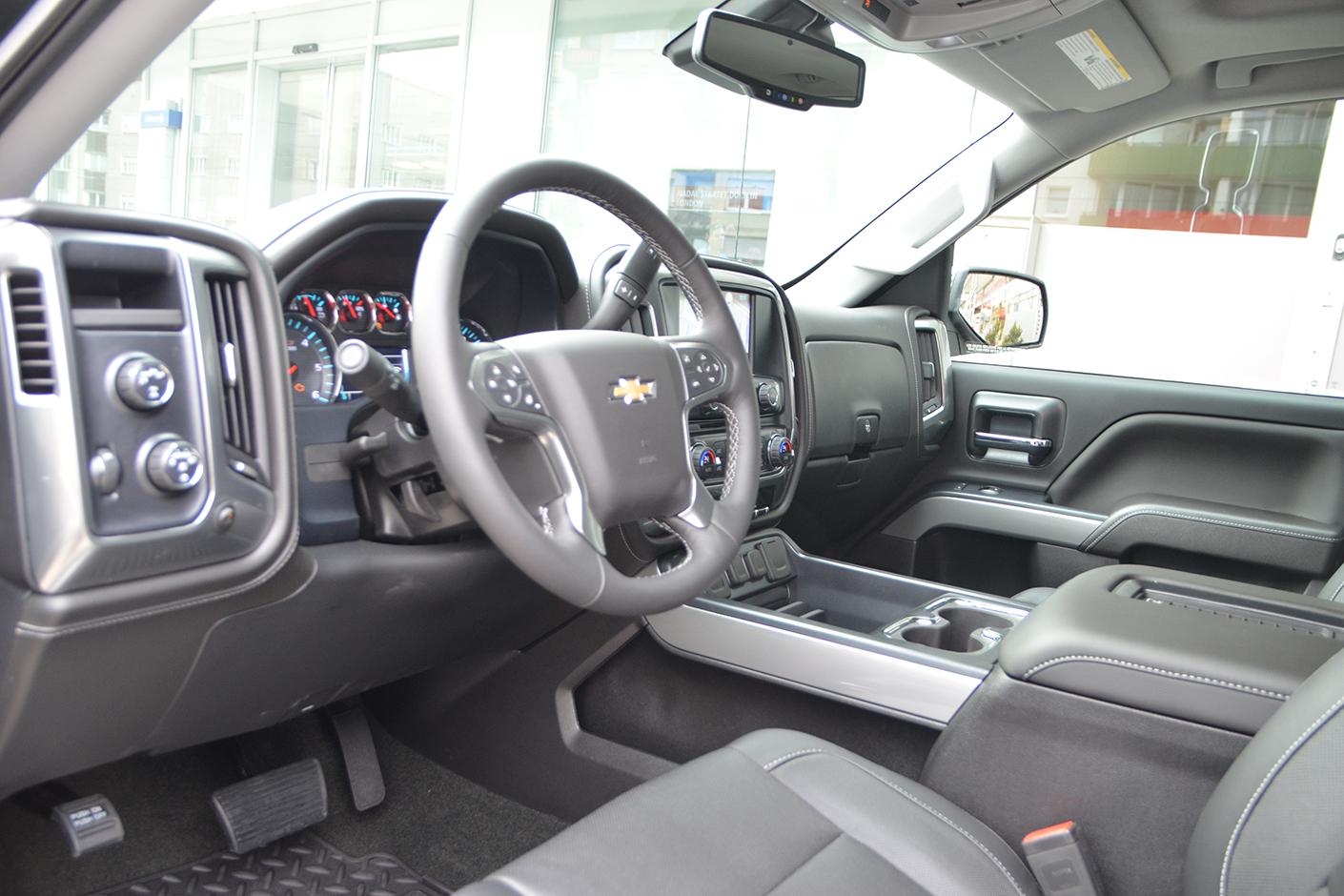 Chevrolet Silverado LTZ 2LZ Z71 2018-6