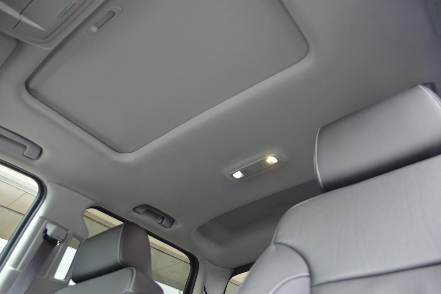 Chevrolet Silverado LTZ 2LZ Z71 2018-7