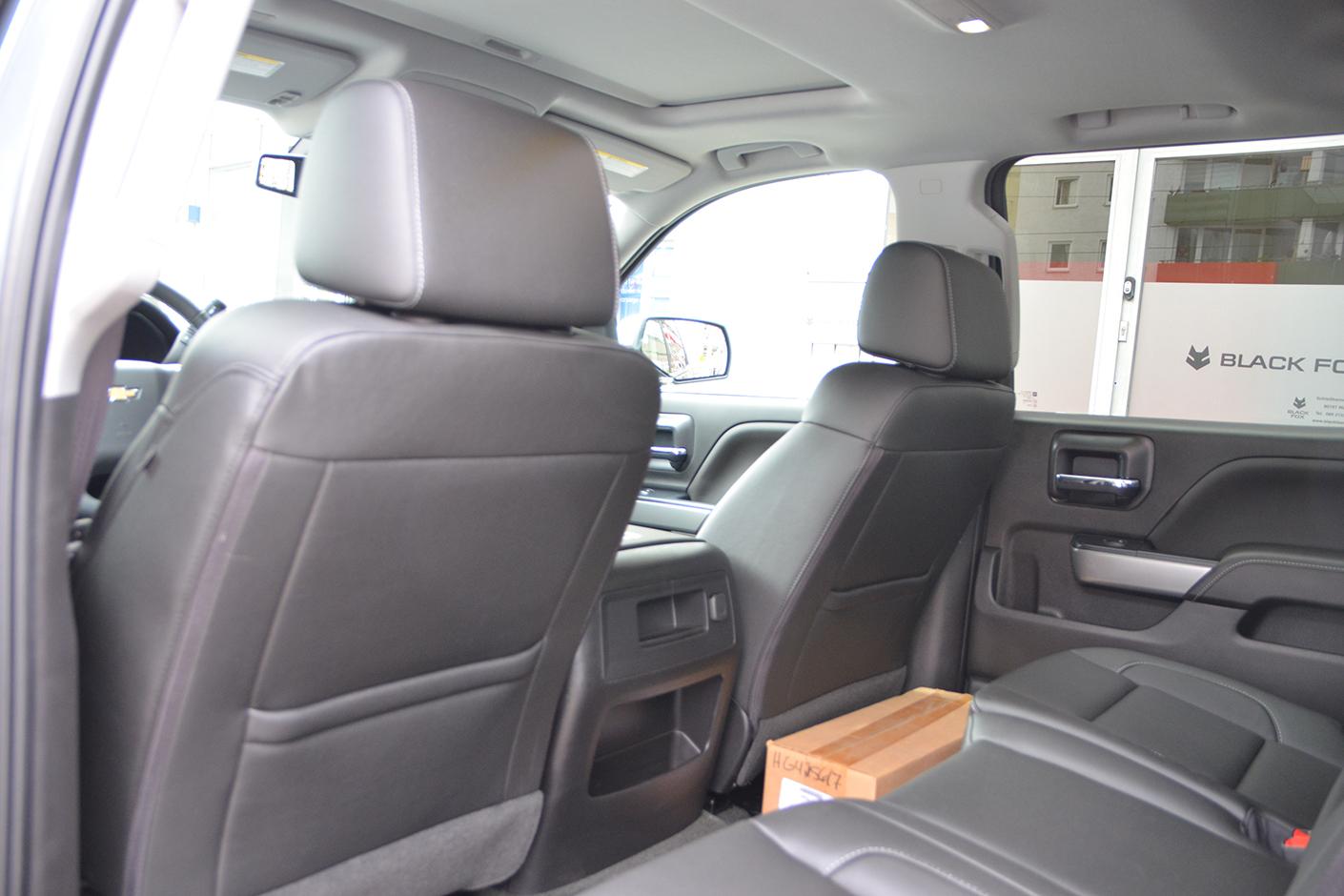 Chevrolet Silverado LTZ 2LZ Z71 2018-8