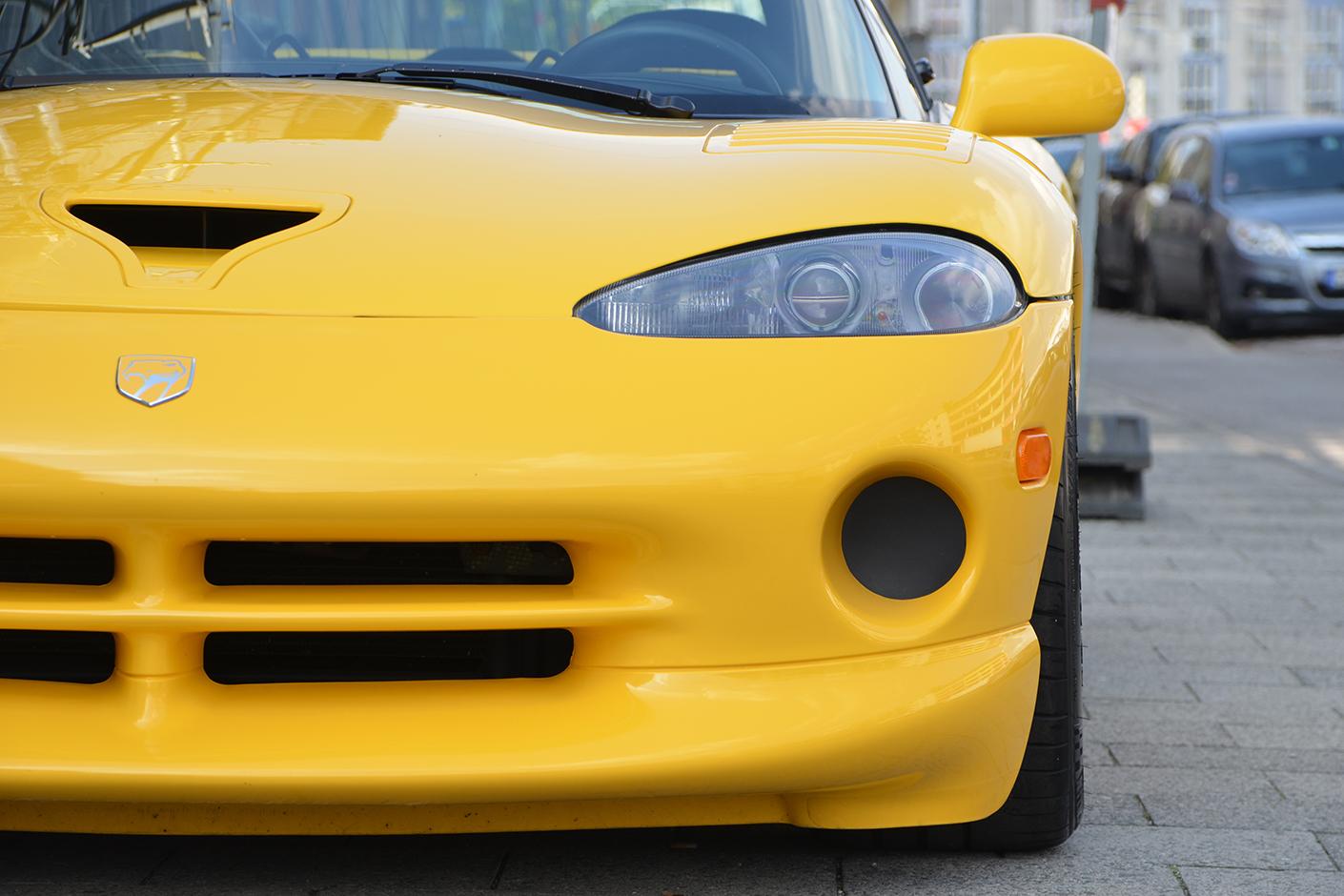 Dodge Viper ACR 2001-2