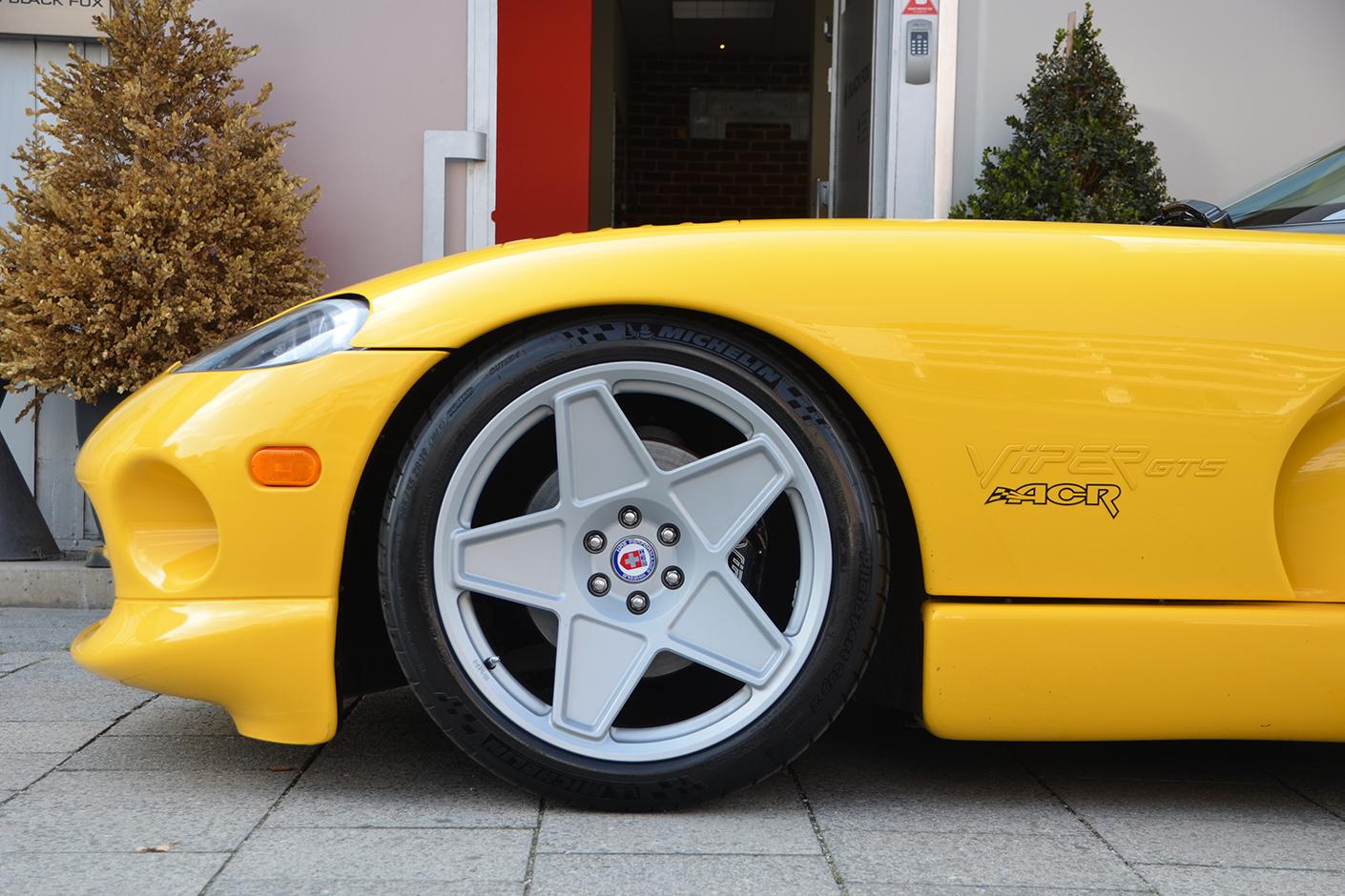 Dodge Viper ACR 2001-4