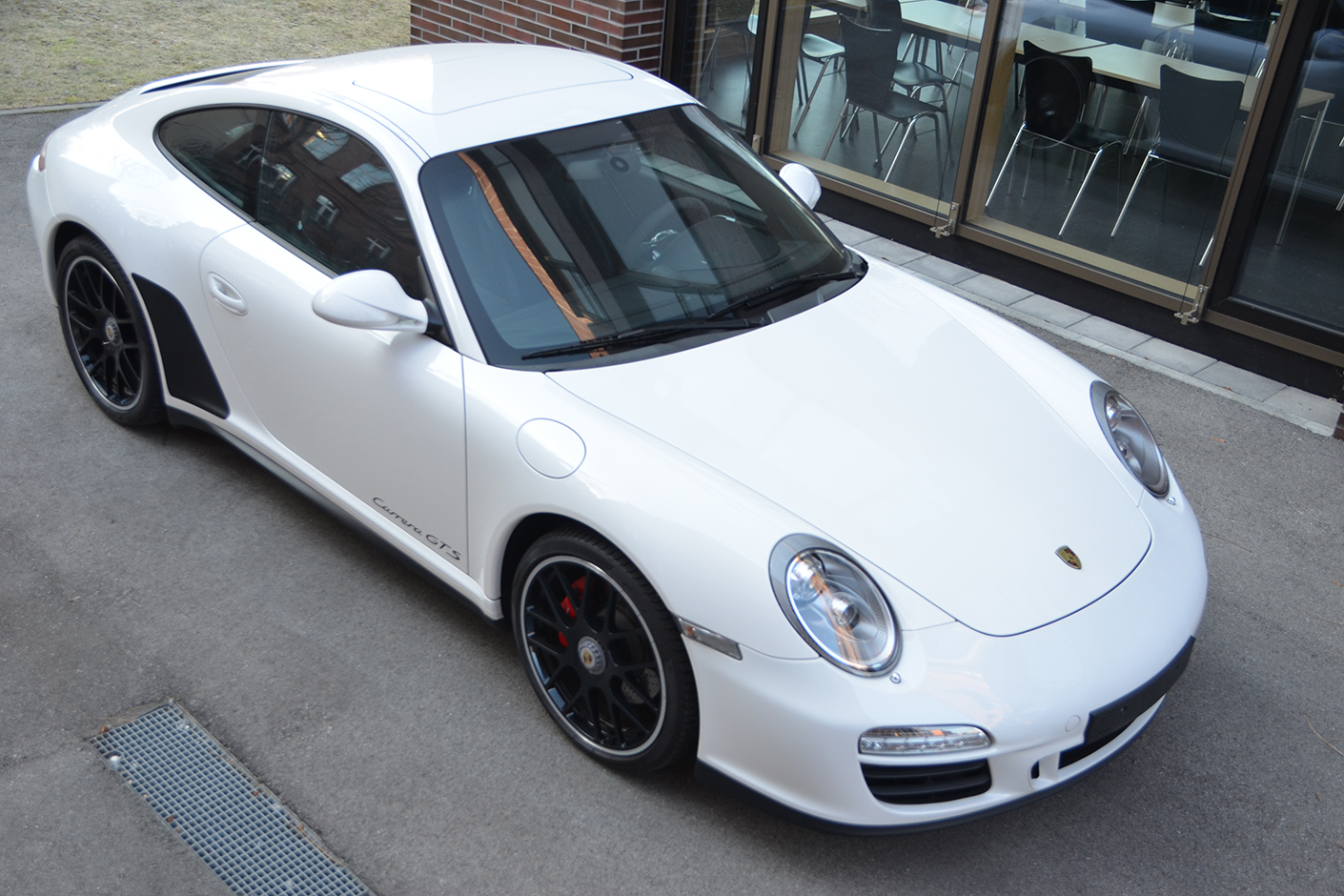 Porsche 997 Carrera GTS 2011-4