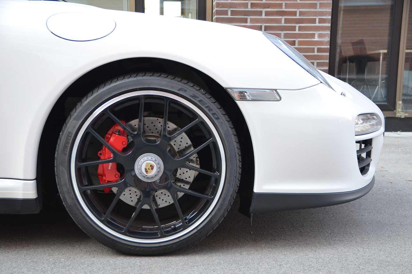 Porsche 997 Carrera GTS 2011-9