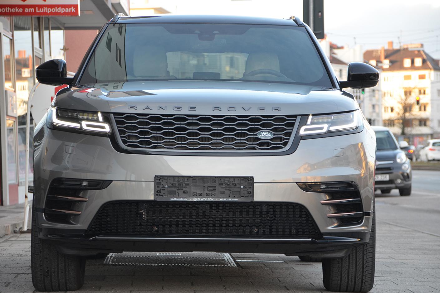 Range Rover Velar 2018 Black Fox Motors