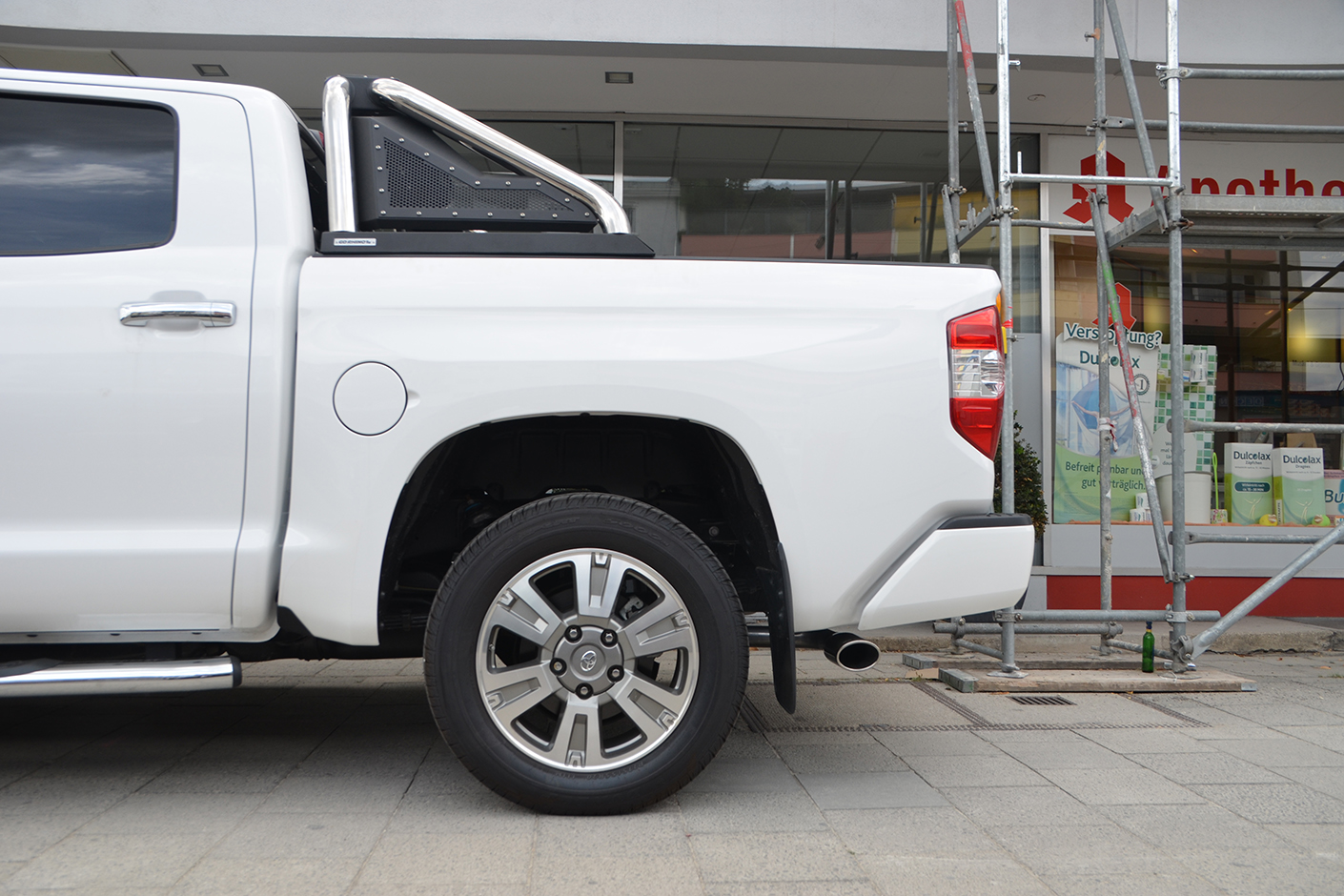 Toyota Tundra Platinum 1794 Edition 2018 – Black Fox Motors