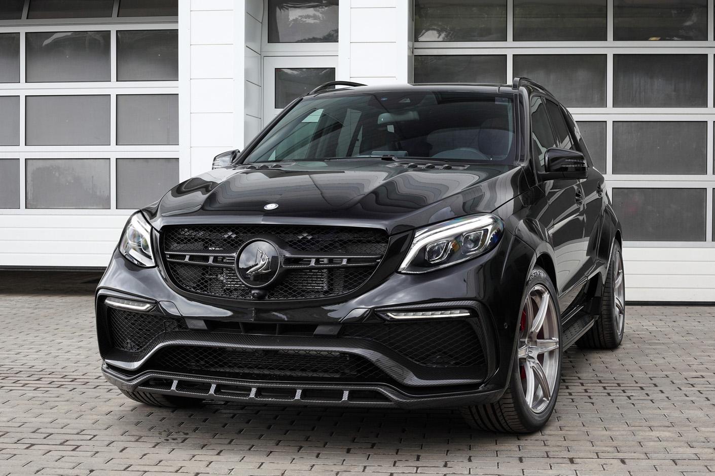 Mercedes-Benz GLE Wagon INFERNO Top Car - Black Fox Motors