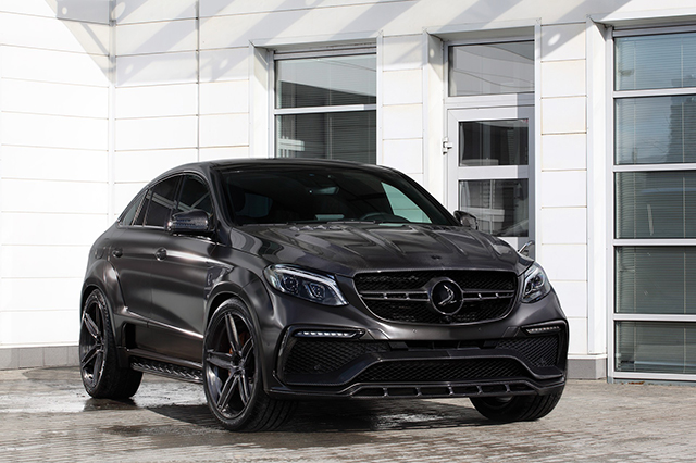 Mercedes-Benz GLE Coupe INFERNO Top Car