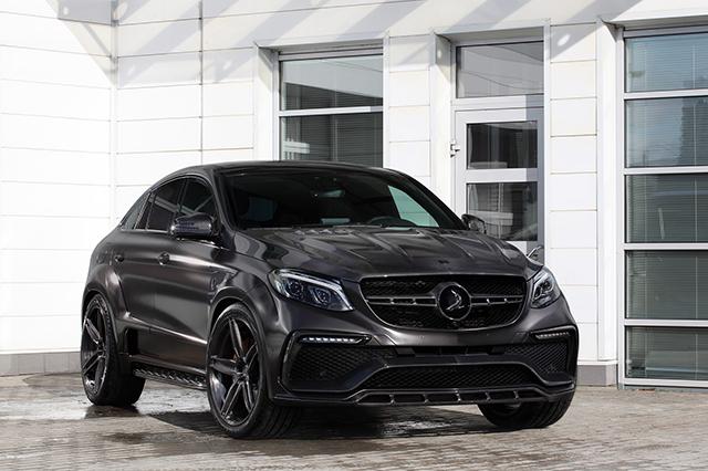 Mercedes-Benz GLE Coupe INFERNO Top Car
